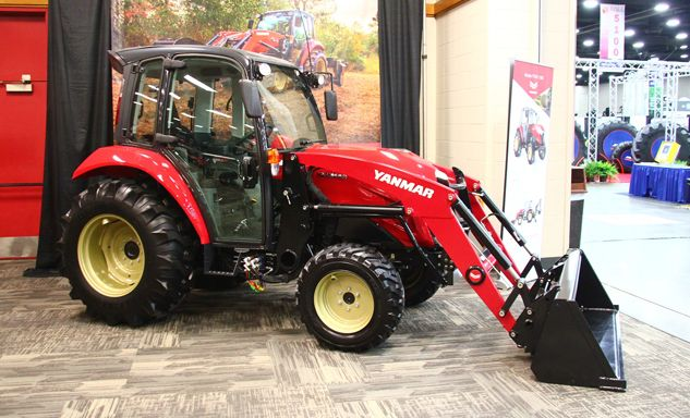 Antique Yanmar Tractors : Images about gardening hobby farming agriculture