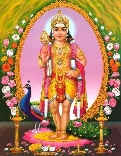 God Murugan Images