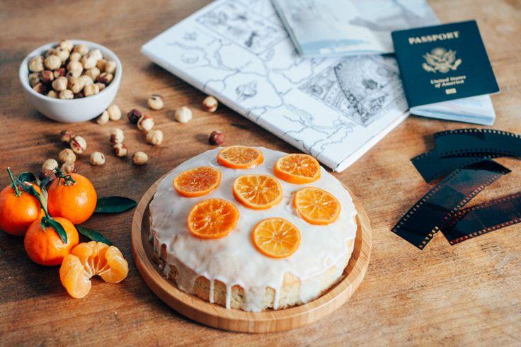 Walter Mitty's Clementine Cake