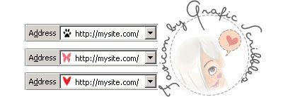 Alcune favicon liberamente prelevabili per personalizzare l'url del blog http://graficscribbles.blogspot.it/2014/07/alcune-favicon-liberamente-prelevabili.html