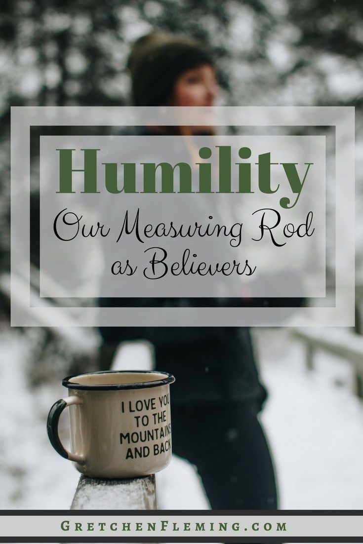 Want to know how to tell if someone is worth believing? Worried about whether you are maturing as a believer? Learn an unmistakable virtue that should be evident. #humility #christlikeness