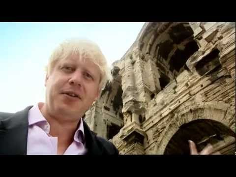 Boris Johnson's ( compiled spoof rendition ) Olympic Welcome