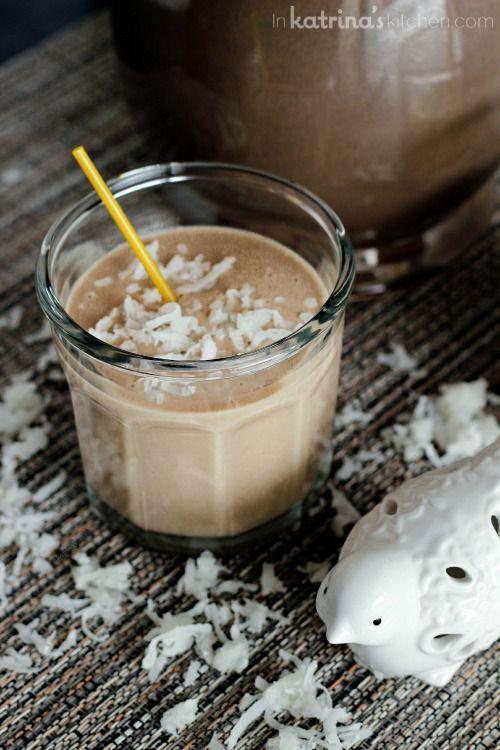 Rise and Shine Skinny Coffee Smoothie Recipe