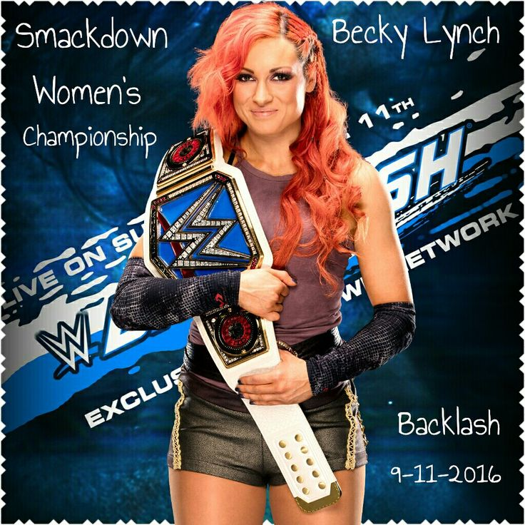 First Winner Smackdown Women's Championship at WWE ...