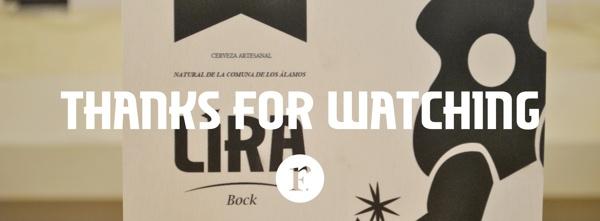 Packaging / Beer / Lira Bock by Freddy Rojas, via Behance