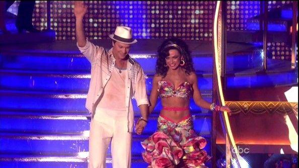 Dancing With The Stars Season 14 Spring 2012 Gavin DeGraw and Karina Smirnoff Samba