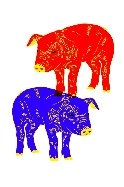 What Will The Year Of The Sheep Mean For You? #refinery29 http://www.refinery29.com/2015/02/82247/chinese-new-year-2015-horoscope#slide-12 Overview of 2015 For Pigs Prosperous Pig, You have certainly come to the right year! Pigs love and admire Sheep. When I meet a Sheep person, I am sure there is an adoring Pig lurking around somewhere nearby. Sheep attract Pigs the way Pigs attract money (which may give us a hint as to why Sheep are, in their turn, attracted to Pigs) and these two are ...