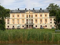 Säfstaholm (Sävstaholms slott) is a castle in Vingåker Municipality, Södermanland County, Sweden