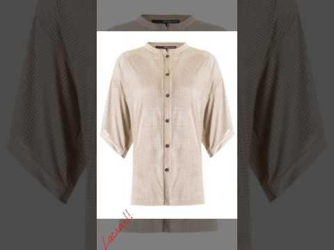 como usar blusa social com short