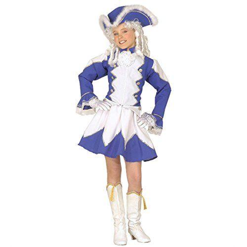 Kinder Funkenmarie Kostüm ca 34€ | Kostüm-Idee zu Karneval, Halloween & Fasching
