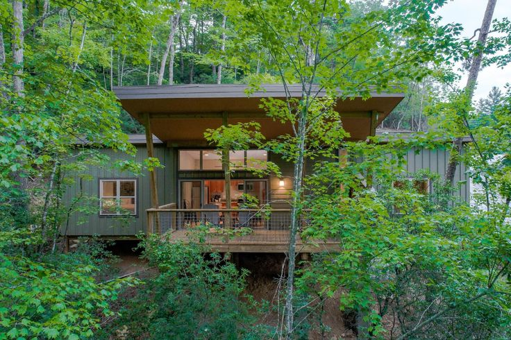 Pilot Cove 2 Br Cabin Modern Luxury W Nature Nature Lodges