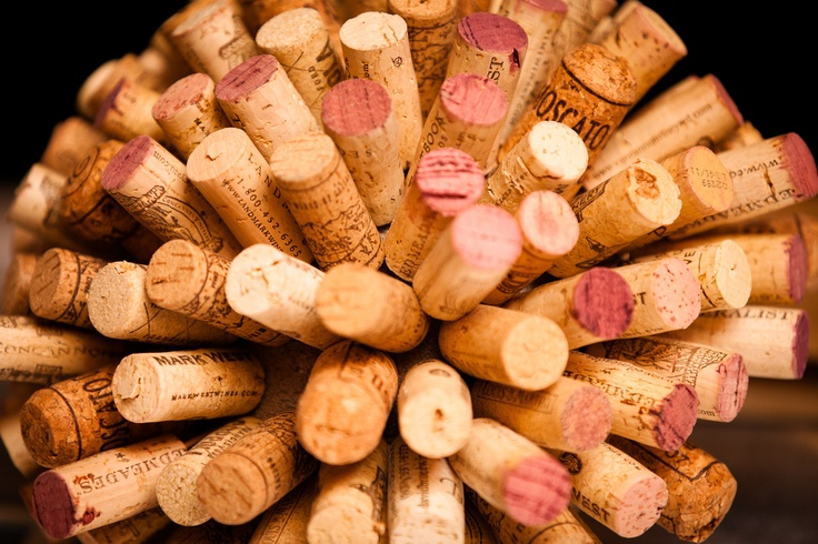 Wine Pull cork ball. Save from favorite bottles? Use at wine tasting like lollipop tree game? Door prize.