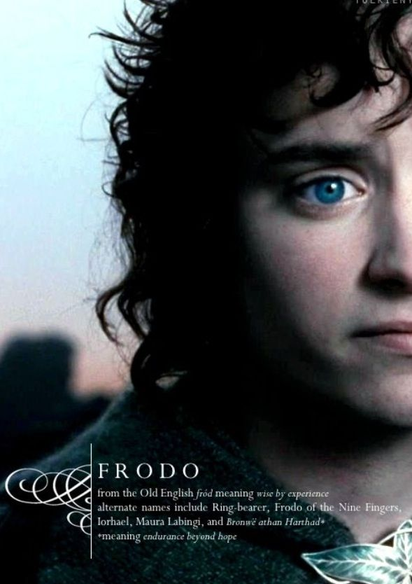 17 best images about frodo baggins on pinterest from for Pics of frodo baggins