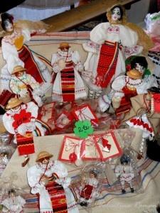 """Martisoare"" (Trinckets) - special tradition in Romania"