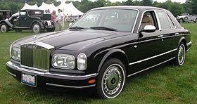 Rolls-Royce Silver Seraph – 1998