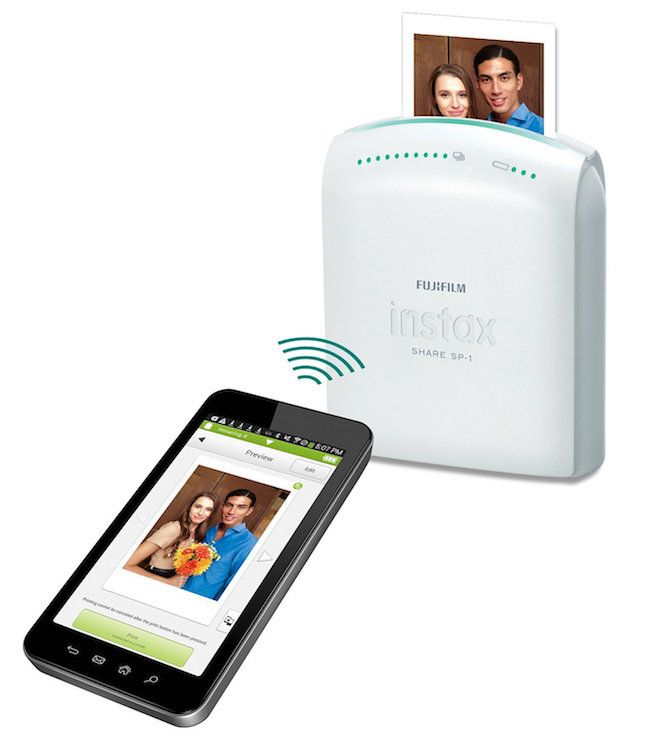 Smartphone printer - great gift for your teen!