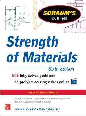 19 best elearning software solutions for civil engg images on strength of materials by william a nash phd and merle c potter fandeluxe Gallery