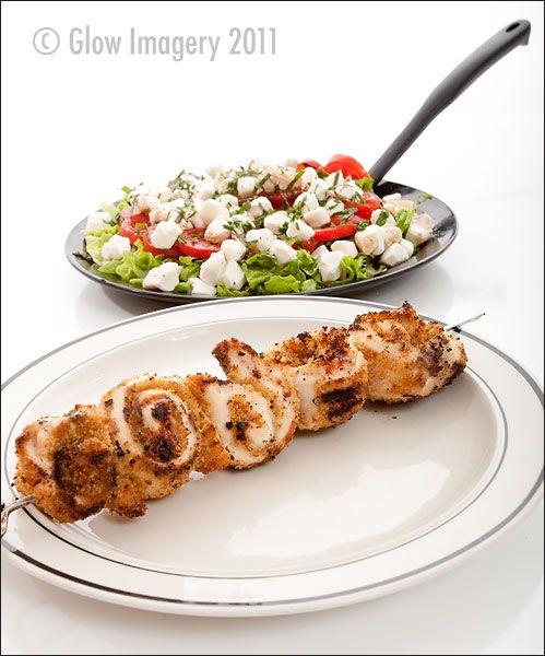 Garozzo's chicken spiedini recipe - or at least close.