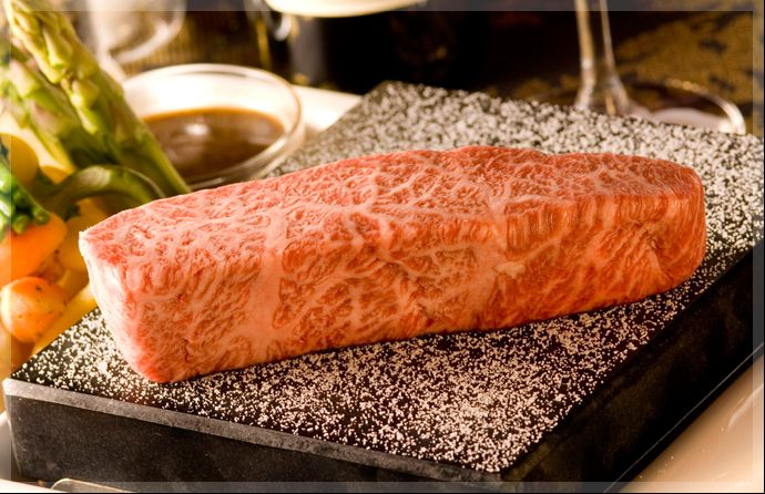 The most amazing KOBE steak at STONEGRILL in Hong Kong  http://www.thestonegrill.com.hk/