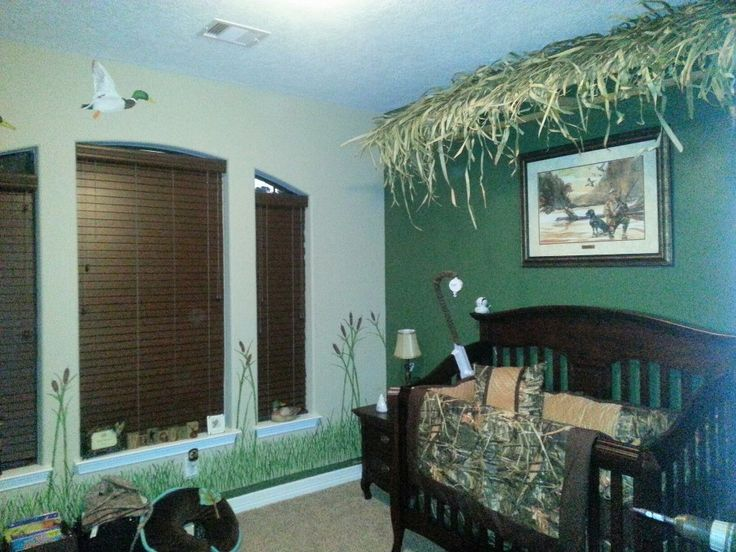 Duck Hunting/Ducks Unlimited Nursery.