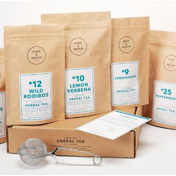 Herbal Tea Collection: The perfect gift for a herbal tea lover, features the herbal range, as we ...