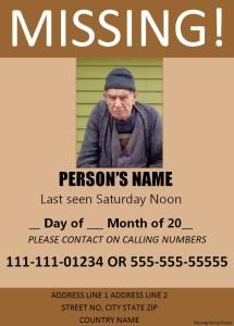334 best Missing Posters images on Pinterest Missing persons
