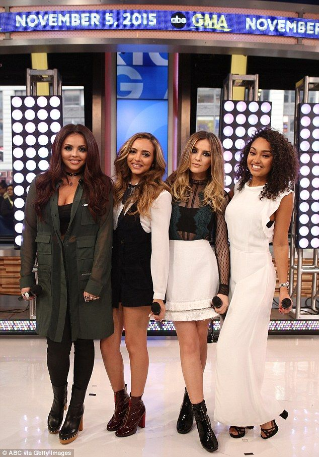Little Mix                                                                                                                                                                                 More