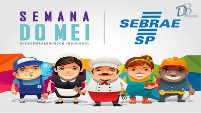 De 02 a 07 de Maio, o Sebrae-SP realizará a Semana do Microempreendedor Individual (MEI). Nesta s...