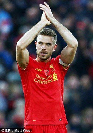 Jordan Henderson and Emre Can help earn Liverpool an eight in Sportsmail's beard league