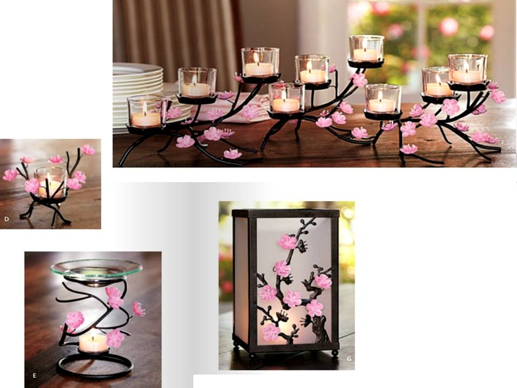 PartyLite Winter/Spring 2012 catalog