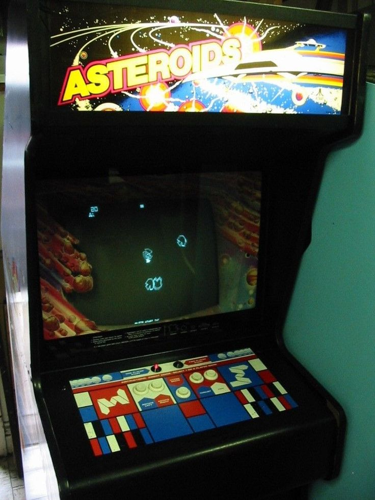 23 best Arcade Machine images on Pinterest | Arcade machine ...