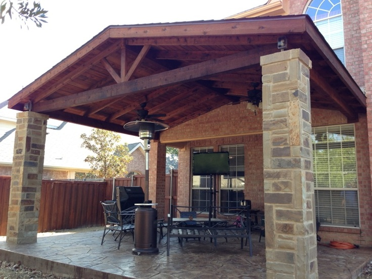 65 best our work images on pinterest patios stamped for Outdoor living concepts