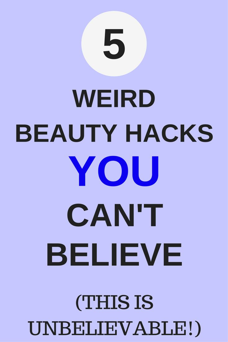 Five beauty hacks every girl should know. These beauty hacks are cheap, against acne, the perfect skincare and also for teens. You just can't believe these beauty hacks!