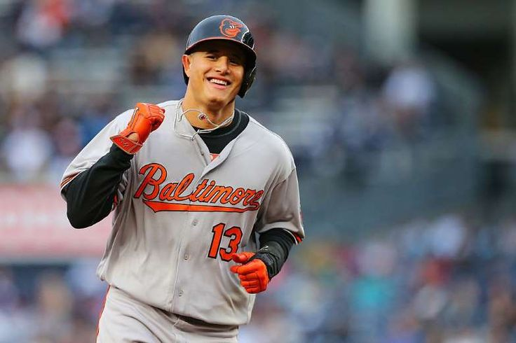 Top 25 MLB players under 25:     3. MANNY MACHADO, 3B, BALTIMORE ORIOLES  With two Gold Gloves, three All-Star selections and three top 10 finishes in MVP balloting already, it's shocking that Manny Machado is still only 24 years old. He has clearly already established himself as one of the top third basemen in the game (his 2.3 defensive WAR...   MORE...