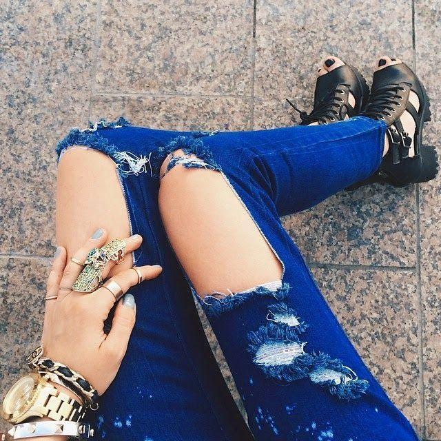 Choies.com jeans