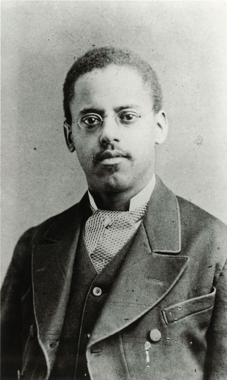 Lewis Latimer patented a carbon filament for the incandescent lightbulb. The invention helped make electric lighting practical and affordable for the average household.