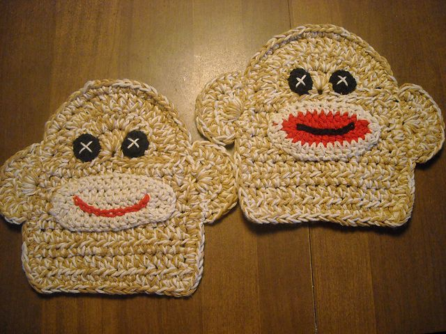 179 Best images about Crochet Gingerbread & Sock Monkeys ...