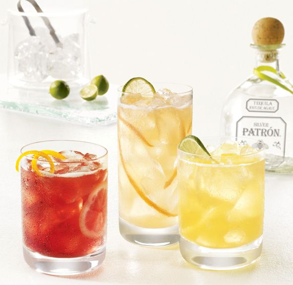 27 best images about fallen into fall on pinterest for Tequila mixed drink recipes
