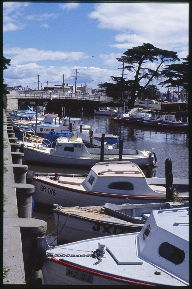 Mordialloc Creek Moorings