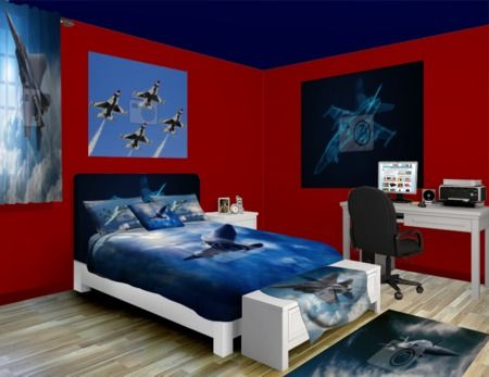 Custom Air Force Bedding Air Force Bed Sheets