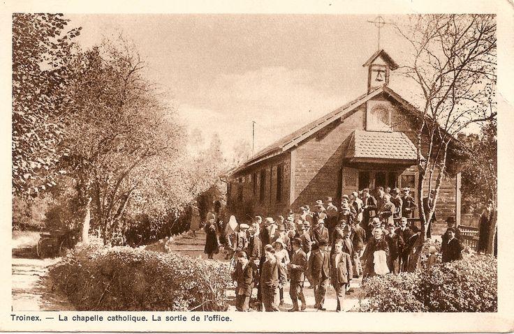 Chapelle catholique de Troinex (GE)
