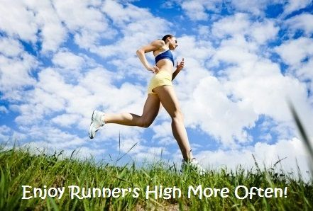 Put an end to bad run days and enjoy runner's high more often!