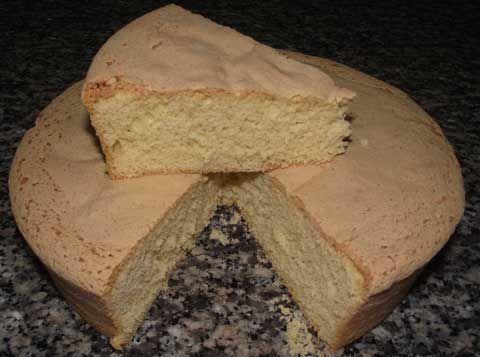 Basic Sponge Cake – Simple Italian Sponge Recipe