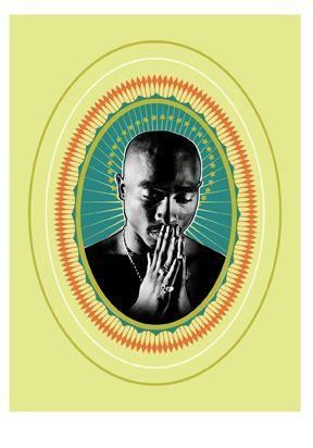Erena Baker Online Portfolio: Tupac