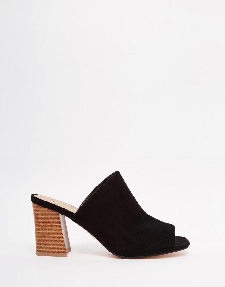 Image 2 ofASOS TALL ORDER Mule Sandals
