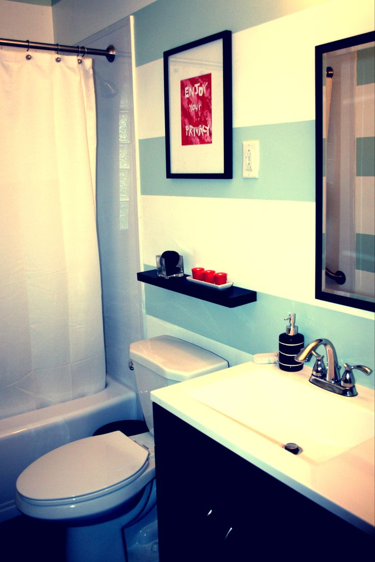 33 best Guest Bathroom images on Pinterest | Bathroom, Bathrooms and ...