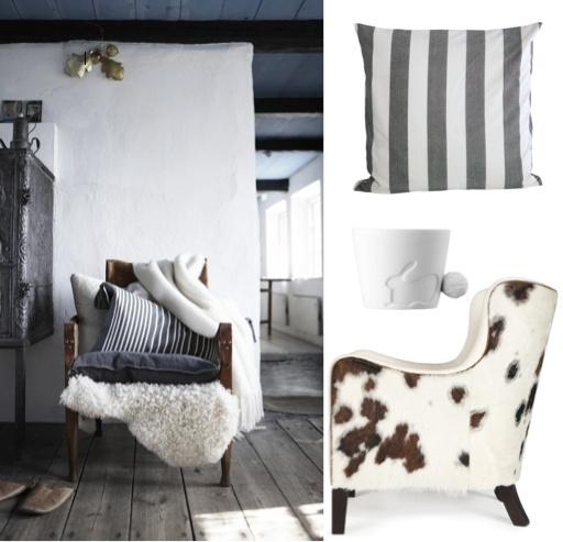 Living room armchair Marie's Corner cushion