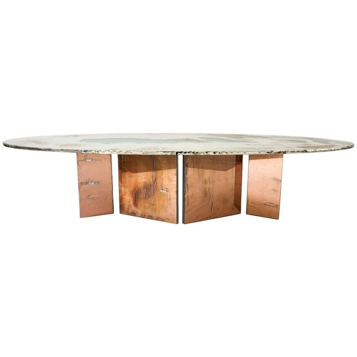 Fly Table Low Coffee Living Table Glass Coated With Silvered Glass And Top