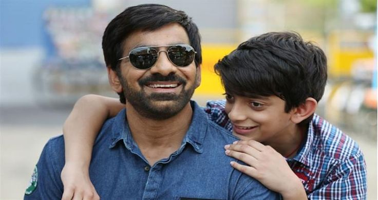 """Exciting news to Mass Maharaj Ravi Teja fans that his son Mahadan is also acting in """"Raja The Great"""" under the direction of Anil Ravipudi ,the long wait from Ravi Teja will be forgotten by fans after hearing this special news that the young Mass Maharaj is in making , lets wish..."""