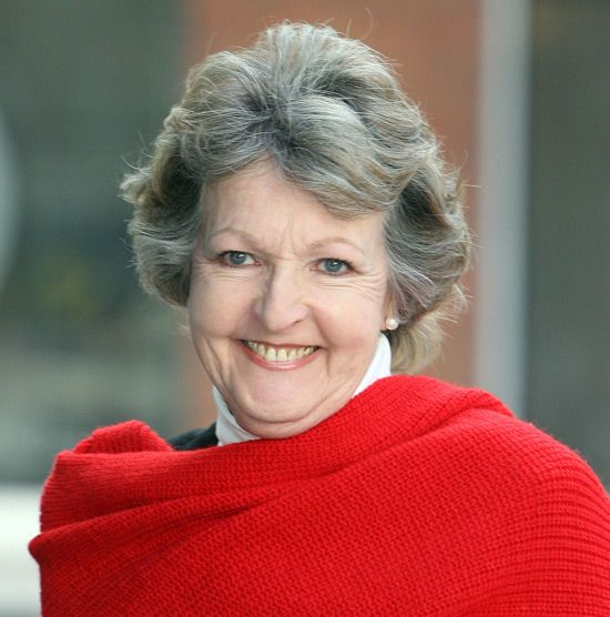 Dame Penelope Keith, DBE, DL (born Penelope Anne Constance Hatfield; born 2 April 1940) is an English actress, best known for her roles in the British sitcoms The Good Life and To the Manor Born. Description from imgarcade.com. I searched for this on bing.com/images